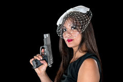 Asian Gangster Stock Photography