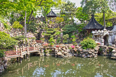 Asian garden Royalty Free Stock Photography