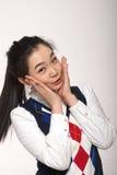Asian girl Stock Photography