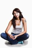 Asian girl Royalty Free Stock Photography