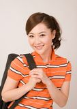 Asian girl Stock Photos