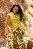 Asian Girl royalty free stock image