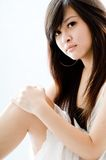 Asian Girl Royalty Free Stock Photos