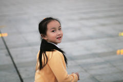 Asian Girl Stock Image