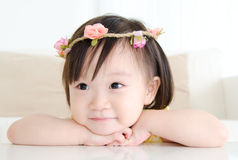 Asian girl Stock Images
