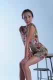 Asian girl Royalty Free Stock Photos