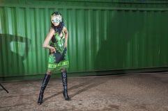 Asian girl model Royalty Free Stock Photo