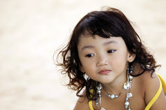 Asian girl Royalty Free Stock Photo