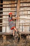 Asian girl posing Royalty Free Stock Image