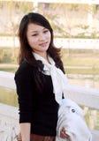 asian girl pretty Стоковое фото RF