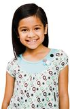 Asian girl smiling Stock Photos