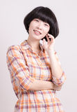 Asian girls Stock Image