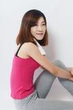 Asian girls portrait Stock Photo