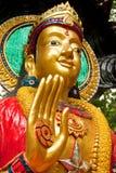 Asian god statue Stock Photo
