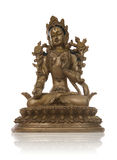 Asian Goddess Statue Royalty Free Stock Image