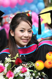Asian graduate. Stock Photos