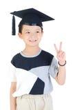 Asian graduation Stock Photo