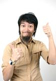 Asian guy 5 Stock Images