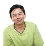 Asian guy Royalty Free Stock Image