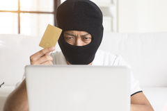 Asian hacker stock photography
