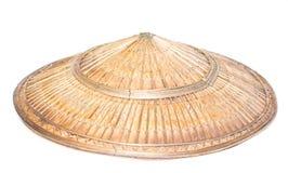Asian hat. Isolated on white background Stock Image