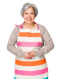 Asian housewife Stock Images