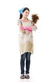 Asian housewife Royalty Free Stock Photography