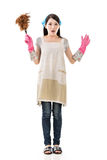 Asian housewife Stock Photography