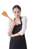 Asian housewife Royalty Free Stock Photo