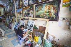 Asian idea of copyright Royalty Free Stock Image
