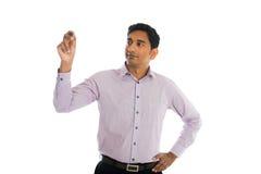 Asian Indian businessman Royalty Free Stock Photos