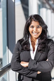 Asian Indian businesswoman Stock Photography