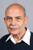 asian indian man senior Στοκ Εικόνες