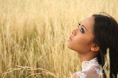 Asian Indonesian Girl Royalty Free Stock Image