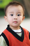 Asian kid Royalty Free Stock Images