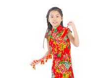 Asian kid Royalty Free Stock Photos