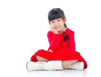 Asian kid. Portrait of a beautiful asian kid stock photos