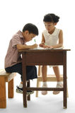 Asian kids Royalty Free Stock Image