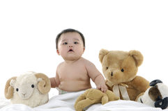 Asian kids Royalty Free Stock Images