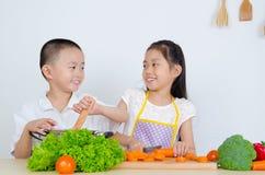 Asian kids Stock Image