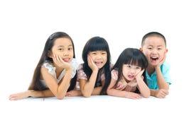 Asian kids Stock Photography