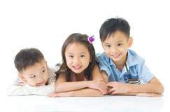 Asian kids Stock Photos