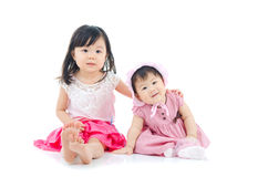 Asian kids Royalty Free Stock Photos