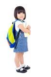 Asian kindergarten kid Royalty Free Stock Photos