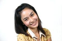 Asian lady 2 Stock Photo