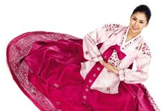 Asian Lady Royalty Free Stock Photos