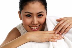 Asian Lady Stock Images