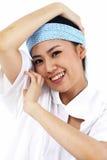 Asian Lady Royalty Free Stock Image
