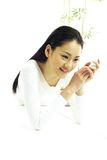 Asian Lady Stock Image