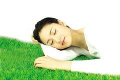 Free Asian Lady Stock Image - 895611